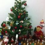 クリスマスシーズンに歴史や文化を感じてもらいたい。