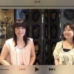 私が提供したいリトミック~コーチングの先生と動画を撮りました。