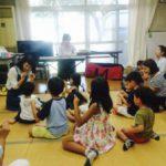 NEW! 夏休み親子英語イベント・英語&リトミック