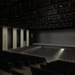 できたばっかりの熊本城ホールで発表会をします。
