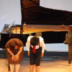 ステージマナー・コンサートマナーについて。うちのお教室の場合。