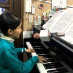 小4。弾き歌いで大事にしてもらいたいこと。